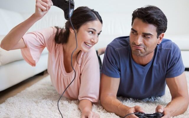 Rev Up Your Relationship With A Little Healthy Competition
